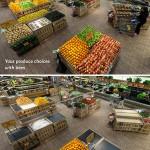 etalages sans abeilles